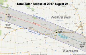 Nebraska: Oversized Travel Restrictions During Solar Eclipse