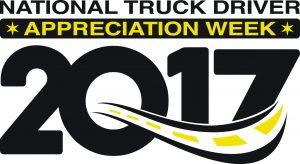 National Truck Driver Appreciation Week is Sept. 10-16