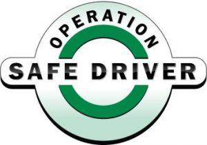 Operation Safe Driver Week 2017