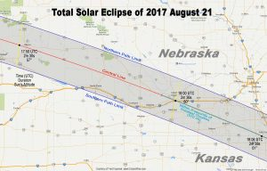 Nebraska: Oversized Travel Restrictions During Solar Eclipse