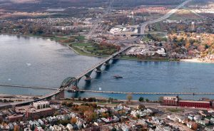 Peace Bridge Oversize Restriction to Begin