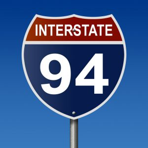 """Eyes on 94"" Blitz Means More Police Officers on I-94 This Week"