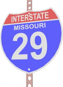 I-29 Closed in Missouri Due to Flash Flooding